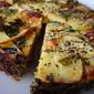 Tourte Cévenole ( Potato, Leek and Herb Pie)
