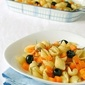 Pasta con Zucca e Olive