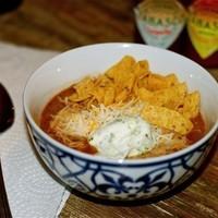 Cilantro Lime Taco Soup