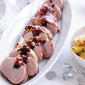 Pork Fillets With Dried Fruit