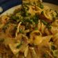Chicken and Mushroom Rotini