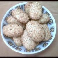 Regina Cookies (sesame Biscotti)