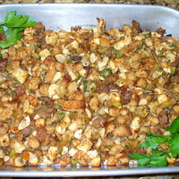 Best Turkey Stuffing