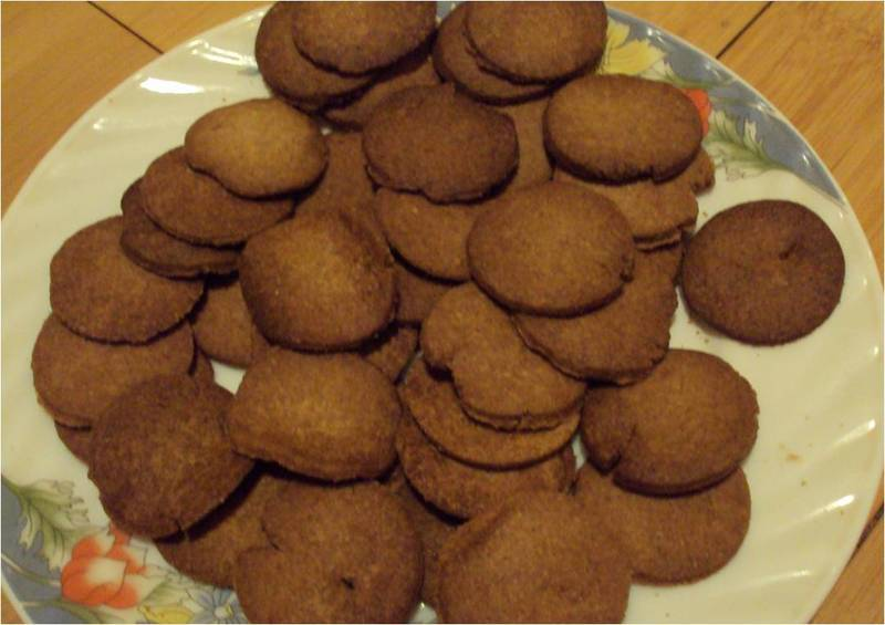 Wheat and Barley Bran flour Biscuits
