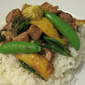 Five Spice Mango Pork