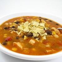 Heavenly Chicken Tortilla Soup