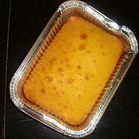 Vanilla Tea Cake… the name says it all!
