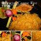 Carrot Rice, Fish Cutlet N Buah Kana Cookies
