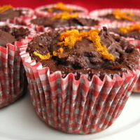 Butter Free Chocolate Orange Rum Cake