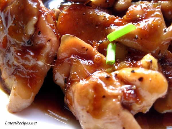 Easy Chicken Teriyaki