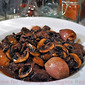 Braised Venison with Shallots and Mushrooms; the update