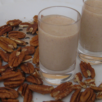 Maple Pecan Smoothie