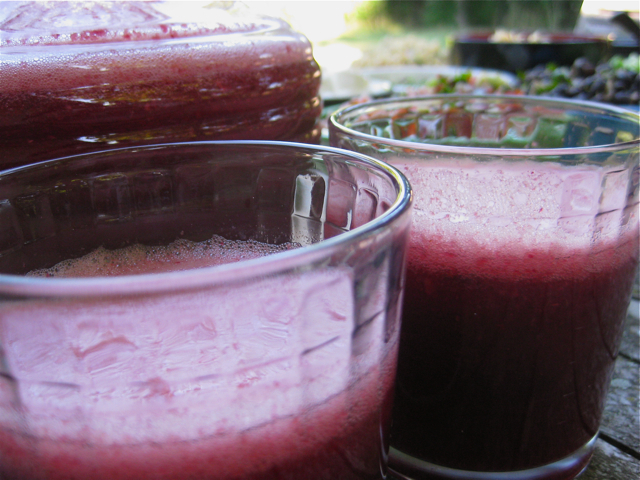 Non-Alcoholic Sangria Punch