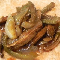 Quick and Easy Portobello Fajitas
