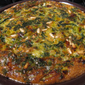 """Persian Style Baked Herb Omelet - """"Healing Foods for Special Diets"""""""
