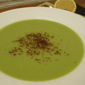 Vegan Lemon Asparagus Soup