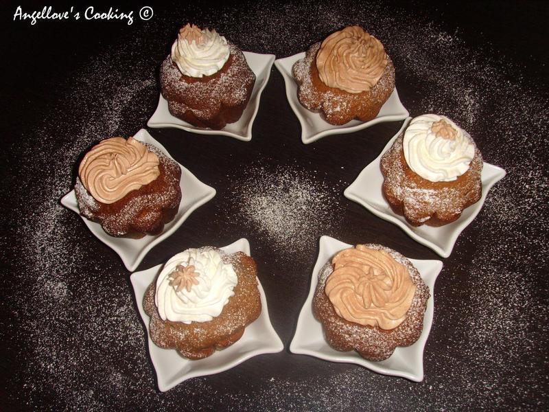 Chocolate-Mascarpone Mousse Cupcakes