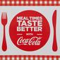 When You Entertain with Coca-Cola