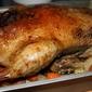 Stuffed & Roasted Farmer's Duck