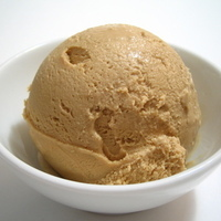 Ben & Jerry's coffee ice cream