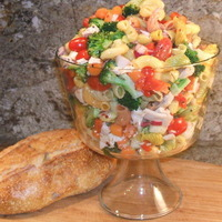 PHILLY PASTA SALAD SUPREME
