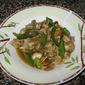 Mushroom & Capcicum Stir-fry
