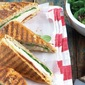 Turkey Paninis from The Best of Clean Eating