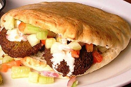 FELAFEL SANDWICH (Middle Eastern Fritters)