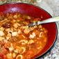 Pasta Fagolli just like Olive Garden!