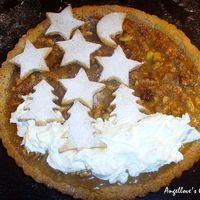 """Walnut Pie """"Winter Fairy Tale"""""""