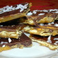 "Soda Cracker Delight…or the easiest ""Toffee"" you will ever make!"
