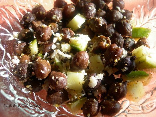 Blackchickpea Snack (Konda Kadalai Sundal)
