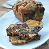 Dried Fruits And Nuts Loaf
