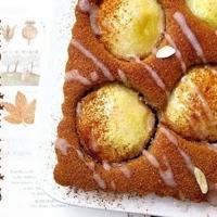 SPICED APPLE CAKE ...Autumn Warmth!