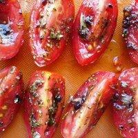 Home Made Sun Dried Tomatoes