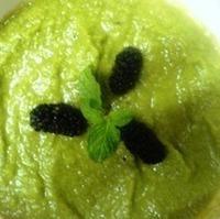 Minty Broccoli Soup