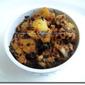 Drumstick Leaves & Potato Stir fry
