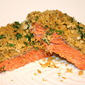 Quickie for Two: Herb-crusted Salmon