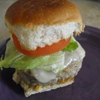 Mini Turkey Burgers