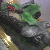Il tronco di natale
