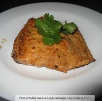 Healthy Miso Wild Alaskan Salmon