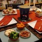 New Year's Eve At Home With Fondue