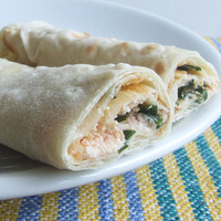 Wrap And Roll Sandwiches