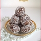 Dates and Almond Truffles
