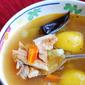 Peri Peri Chicken Soup