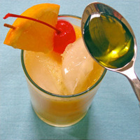 The Harvey Wallbanger is a Cocktail for Surfer Dudes & Disco Darlings