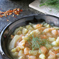 Shrimp, Potato & Fennel Chowder Recipe