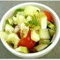 Salad Shirazi - Persian/Iranian Cucumber & Tomato Salad