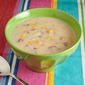 Corn Chowder in the Slow Cooker