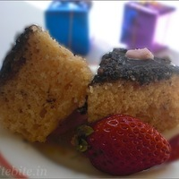 Party Menu – Chocolate & Strawberry Cakes
